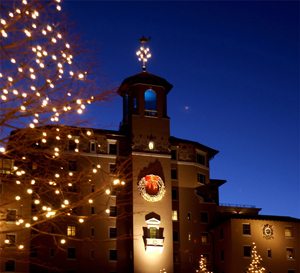 1 2012 Holiday entertainment at The Broadmoor